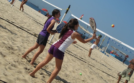 Beachtennisss